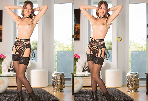 Image Spot the Differences with Riley Reid