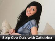 Strip geo quiz with CatieMinx