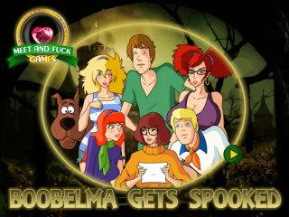 Boobelma Gets Spooked