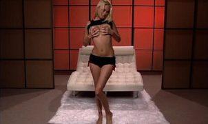 Virtual Girlfriend – Real Blonde Girl Slave