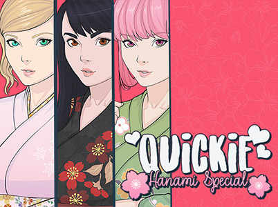 Quickie: Hanami