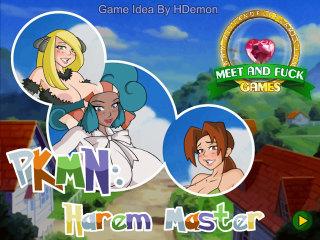 Pokemon: Harem Master