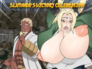 Slutnade's Victory Celebration