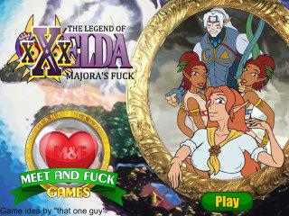 The Legend of Zelda: Majora's Fuck