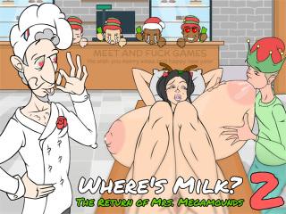 Where's the Milk? : 2 – The Return of Mrs. Megamounds